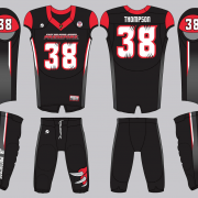 Image of 2015 East Orlando Junior Predators official uniforms