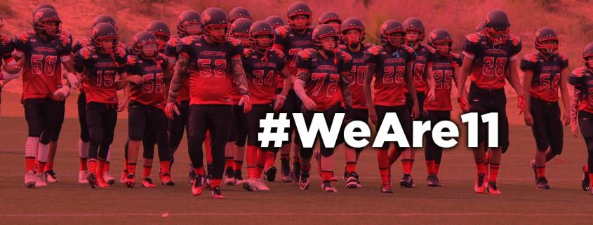 image of East Orlando Junior Predators #WeAre11
