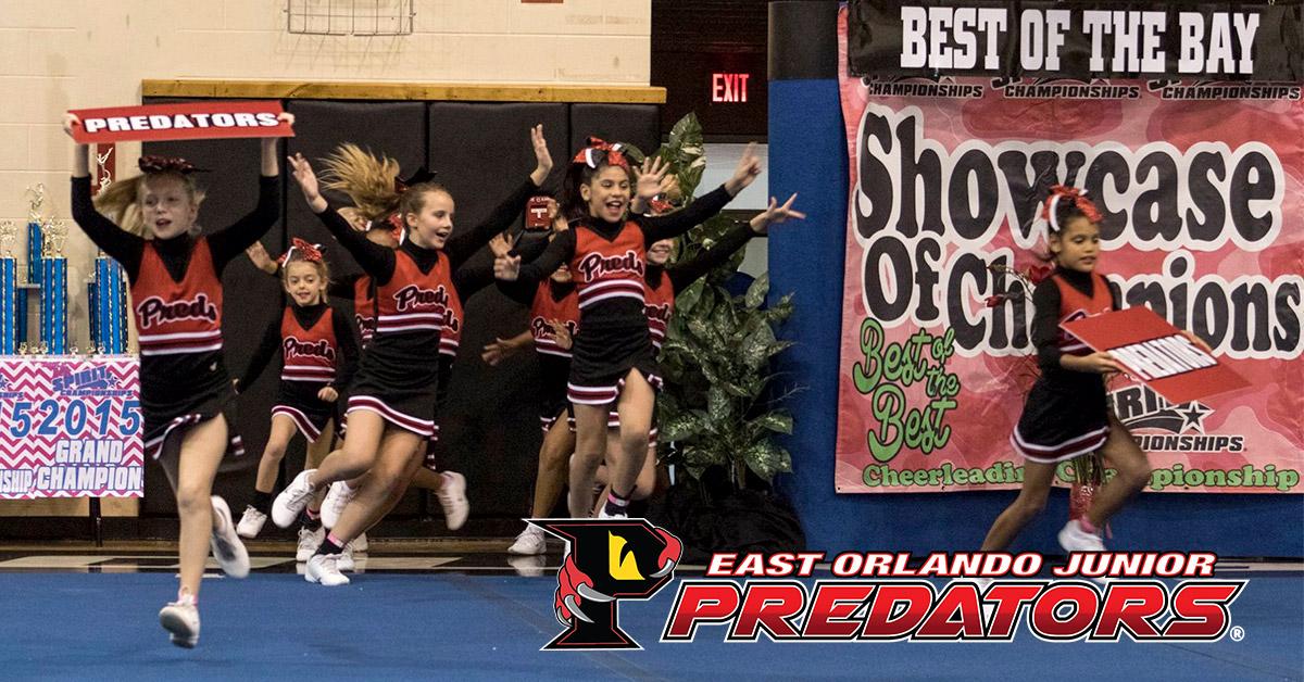 East Orlando Junior Predators Cheerleading