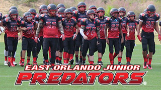 East Orlando Jr Predators offer Youth Football Leagues