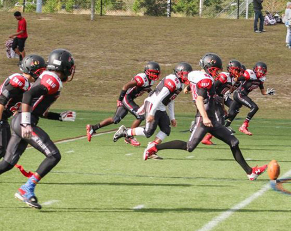 14u EOJP Youth Footballat Nationals