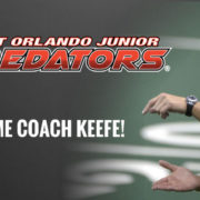Coack Keefe Joins board ofEast Orlando Jr Predators
