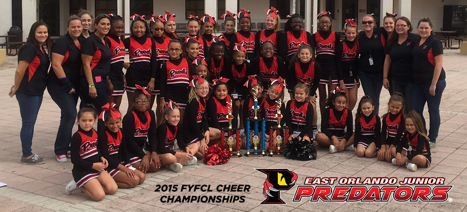Youth Cheerleading in Orlando, Fl